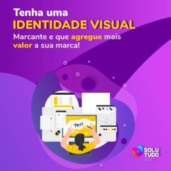Comprar produto Identidade Visual em Marketing e Internet pela empresa Solutudo Jundiaí em Jundiaí, SP