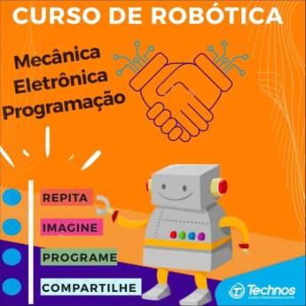 Comprar o produto de ROBÓTICA em Cursos em Foz do Iguaçu, PR por Solutudo