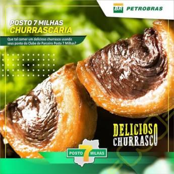 Comprar produto Churrascaria 7 Milhas em Alimentos e Bebidas pela empresa Posto 7 Milhas em Mineiros, GO