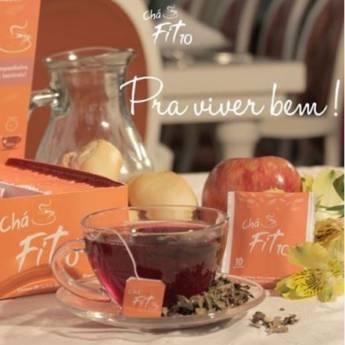 Comprar o produto de Chá Fit10 em Produtos Naturais pela empresa Viva Natural  em Foz do Iguaçu, PR por Solutudo
