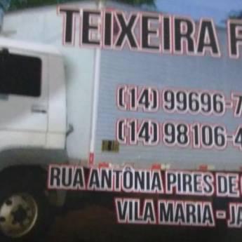 Comprar produto Mudanças em Outros pela empresa Teixeira Fretes e Mudanças em Jaú, SP