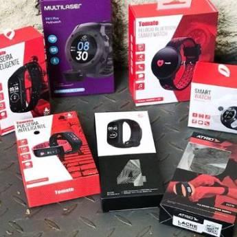 Comprar o produto de Relógios Smart em Relógios pela empresa Só Capas Acessórios em Foz do Iguaçu, PR por Solutudo