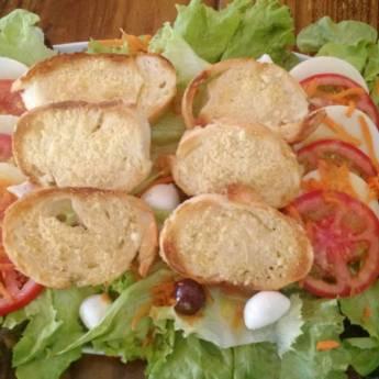 Comprar o produto de Salada Paisà em Pratos À La Carte em Itupeva, SP por Solutudo