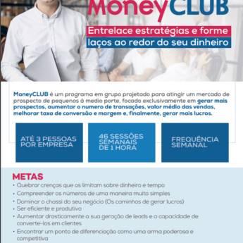 Comprar produto MoneyCLUB em Coaching e Mentoring pela empresa Action Coach em Aracaju, SE