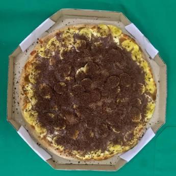 Comprar o produto de Pizza Doce em Pizzas pela empresa Na Chácara Pizzaria em Botucatu, SP por Solutudo