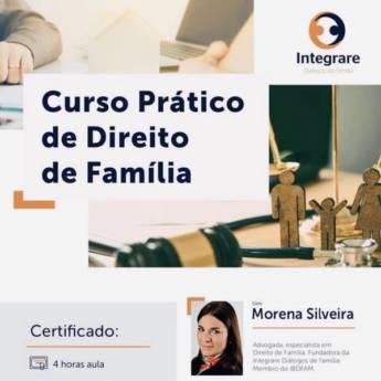 Comprar o produto de Curso Prático de Direto de Família em Cursos em Foz do Iguaçu, PR por Solutudo