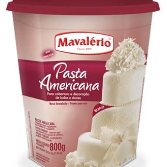 Comprar o produto de Pasta Americana Mavalério em Alimentos e Bebidas pela empresa Eloy Festas em Jundiaí, SP por Solutudo