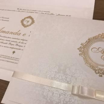 Comprar o produto de CLASSIC ESPECIAL MODELO AMANDA em Convites Clássicos Especiais em Jundiaí, SP por Solutudo