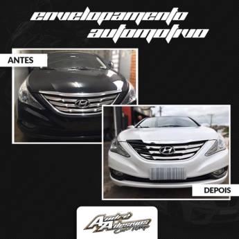Comprar produto Envelopamento Automotivo em Personalizados pela empresa André Adesivos e Envelopamento em Botucatu, SP