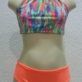 Comprar o produto de BIQUÍNI INFANTIL em Moda Infantil pela empresa Corpo de Mulher em Aracaju, SE por Solutudo