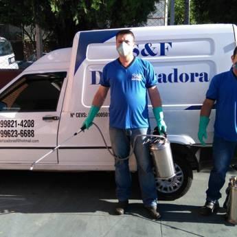 Comprar produto Dedetização em Outros pela empresa Dedetizadora S&F em Marília, SP