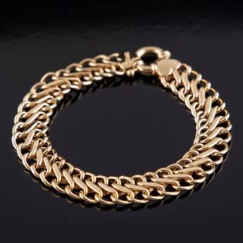 Comprar produto Pulseira de ouro em Ouro pela empresa Óptica e Relojoaria Pérola - Loja 1 em Birigui, SP