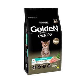 Comprar o produto de Ração Golden Fórmula Gatos Filhotes Frango 10,1kg em Ração para Gatos em Birigui, SP por Solutudo