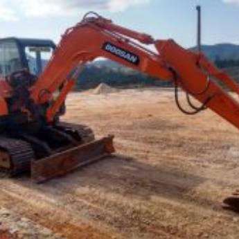Comprar o produto de Locação de escavadeira PC em Outros Serviços em Atibaia, SP por Solutudo