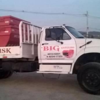 Comprar o produto de Locação de caçambas estacionárias em Caçambas em Atibaia, SP por Solutudo