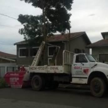 Comprar o produto de Caçamba de entulho em Caçambas em Atibaia, SP por Solutudo