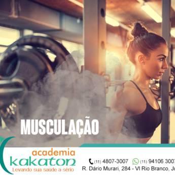 Comprar o produto de Musculação em Academias em Jundiaí, SP por Solutudo