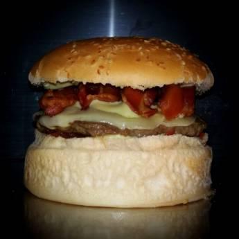 Comprar o produto de Burger Bacon em Hamburgueres em Foz do Iguaçu, PR por Solutudo