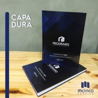 Comprar o produto de Capa dura em Personalizados em Bauru, SP por Solutudo