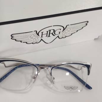 Comprar produto Armação Para Óculos De Grau Feminino Gatinho Transparente em Armações pela empresa Ótica Jackson - Jd. Nacional em Foz do Iguaçu, PR