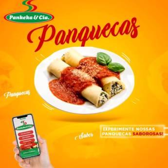Comprar o produto de Panqueca de frango - Prato executivo em Alimentos pela empresa Pankeka & Cia em Jundiaí, SP por Solutudo