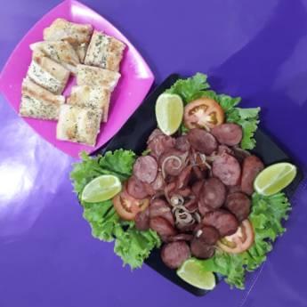 Comprar produto Porção de Calabresa em Porções pela empresa Biri Lanches em Birigui, SP