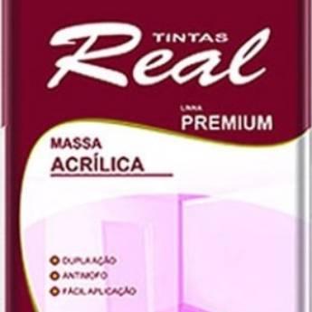 Comprar o produto de Real Massa Acrílica em Ofertas: Produtos em Botucatu, SP por Solutudo