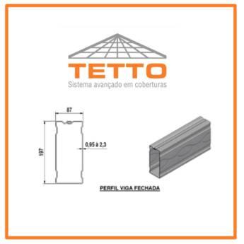 Comprar o produto de Perfil Viga em Construção em Tietê, SP por Solutudo