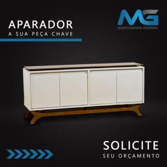 Comprar produto Aparador em Móveis pela empresa Marcenaria Gabriel em Botucatu, SP