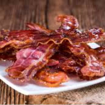 Comprar o produto de Adicional de Bacon em Hamburgueres em Foz do Iguaçu, PR por Solutudo