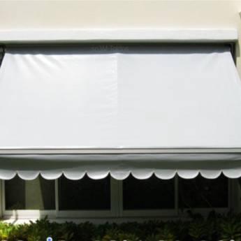 Comprar o produto de Instalação de toldos residenciais e comerciais em Construção em Birigui, SP por Solutudo