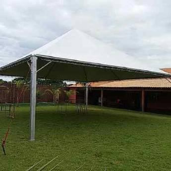 Comprar o produto de Locação de tendas para eventos em Aluguel de Equipamentos em Birigui, SP por Solutudo
