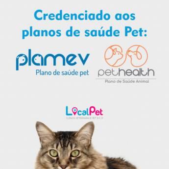 Comprar produto Planos de Saúde Pet em Pet Shop pela empresa Local Pet - Clinica Veterinária em Aracaju, SE