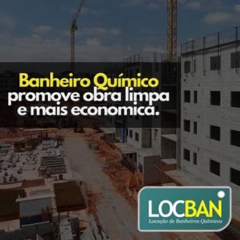 Comprar o produto de Aluguel de Banheiros Químicos em Aluguel de Equipamentos em Aracaju, SE por Solutudo