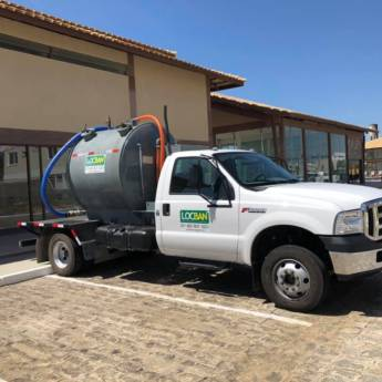 Comprar o produto de Limpa Fossa em Aluguel de Equipamentos em Aracaju, SE por Solutudo