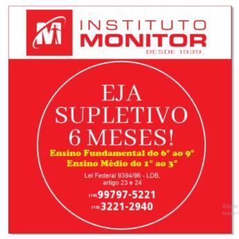 Comprar produto EJA SUPLETIVO 6 MESES  em Cursos pela empresa Cruzeiro do Sul Virtual - Presidente Prudente em Presidente Prudente, SP