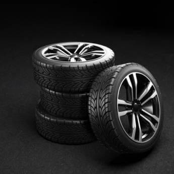 Comprar o produto de Pneus novos de carro  em Pneus para Carros em Birigui, SP por Solutudo