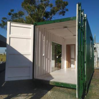 Comprar o produto de Locação de Conteiner com Banheiros Luxo em Locação de Equipamentos em Aracaju, SE por Solutudo