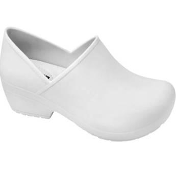 Comprar produto Sapato Branco - Área da Saúde em Sapatos de Segurança pela empresa Moda Branca em Araçatuba, SP