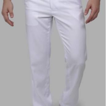 Comprar produto Calça Masculina Branca em Calças pela empresa Moda Branca em Araçatuba, SP