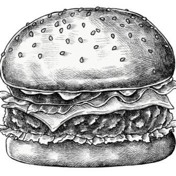 Comprar produto CHEDDAR SALADA em Hambúrguer Gourmet pela empresa DeK Burger Delivery em Birigui, SP