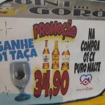 """Comprar o produto de Point do Goró """"PROMOÇÃO"""" em Bebidas em Botucatu, SP por Solutudo"""