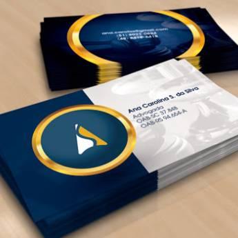 Comprar o produto de Cartões de visita  em Gráficas e Impressão em Jundiaí, SP por Solutudo