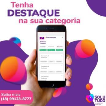 Comprar o produto de Destaque nas plataformas Solutudo em Marketing Online em Birigui, SP por Solutudo
