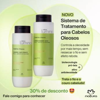Comprar o produto de Sistema de tratamento para Cabelos Oleosos em Perfumes e Fragrâncias pela empresa Lavanderia Mary em Foz do Iguaçu, PR por Solutudo
