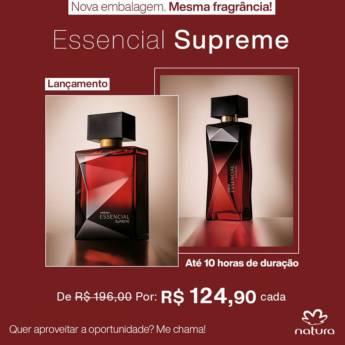 Comprar o produto de Essencial Supreme em Perfumes e Fragrâncias pela empresa Lavanderia Mary em Foz do Iguaçu, PR por Solutudo