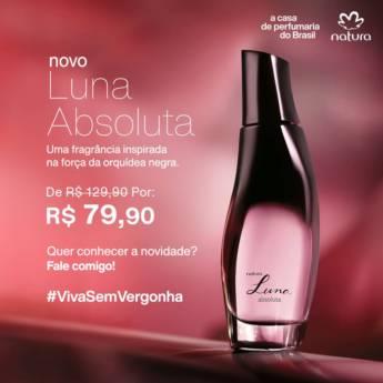 Comprar o produto de Luna Absoluta em Perfumes e Fragrâncias pela empresa Lavanderia Mary em Foz do Iguaçu, PR por Solutudo