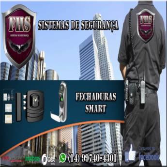 Comprar o produto de Fechaduras Smart Card em Fechaduras em Botucatu, SP por Solutudo