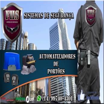 Comprar o produto de Automatizadores de Portões em Automatização de Portões em Botucatu, SP por Solutudo