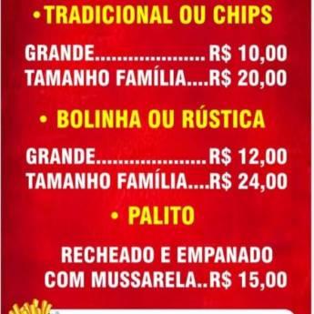 Comprar produto Batatas fritas em Lanches - Lanchonetes pela empresa Mania de Batata Gourmet em Santa Cruz do Rio Pardo, SP